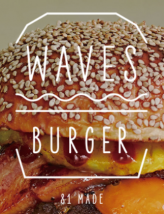 WAVES BURGER 名駅店