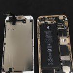 iPhone修理 新宿