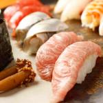 赤坂 寿司 一人