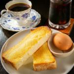 阿波座 喫茶店 モーニング
