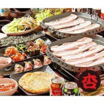 本格韓国料理とサムギョプサル 韓国食堂あんず 神保町