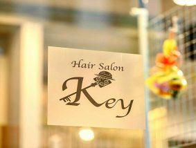 Hair Salon Key