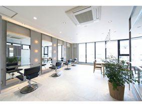 hair salon Gallica 青山店